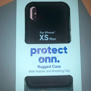 iPhone XS Max phone case (DROP PROOF)